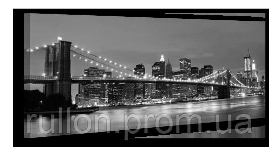 "Картина на холсте YS-Art XP052 ""Мост 3"" 50x100"