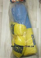 """Детский боксерский набор """"Украина"""" 001,желтый."""