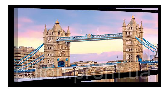 "Картина на холсте YS-Art XP053 ""Тауэрский мост"" 50x100"
