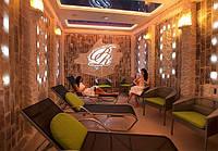Строительство соляных комнат в гостиницах и отелях