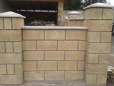 Заборный камень Одесса