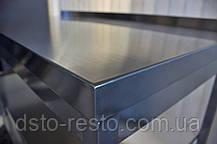 Стол производственный с полкой 700/500/850 мм, фото 2
