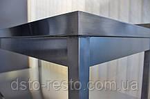 Стол производственный с полкой 700/500/850 мм, фото 3