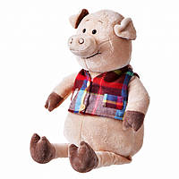 Свинка в жилетке, 45 см, «Same Toy» (THT722), фото 1