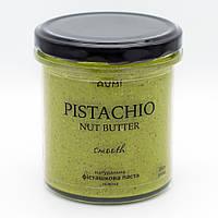Нежная фисташковая паста 300г, натуральный состав, без добавок, стекло