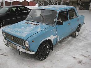 ВАЗ 2101 копейка на газу