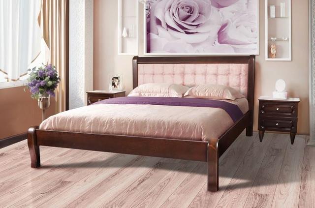 Кровать двуспальная Соната (фото 2)
