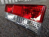 Задние фонари на ВАЗ 2107 хрусталь №1 теперь на патронах,электро плата не нужна.