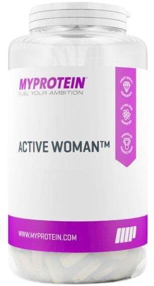 Вітаміни MyProtein Active Woman 120 tabs