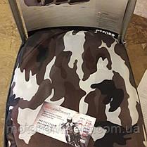 CV214 Моточехол камуфляжный Oxford Aquatex Camo Размер XL:  277 x 103 x 141 оксфорд , фото 2