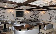 Строительство соляных комнат (Солевое кафе)