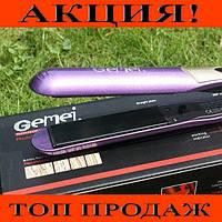 Утюжок выпрямитель для волос Gemei GM-1952!Хит цена