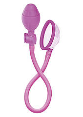 Маленькая помпа California Exotic Novelties для клитора Розовая DEL2062390, КОД: 280684