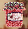 Набор для вышивки Mill Hill Berry Jam
