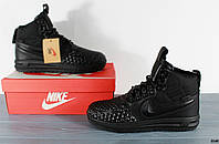 Мужские кроссовки Nike Lunarforce 1 Duckboot. Термо, Еврозима (44 размер)