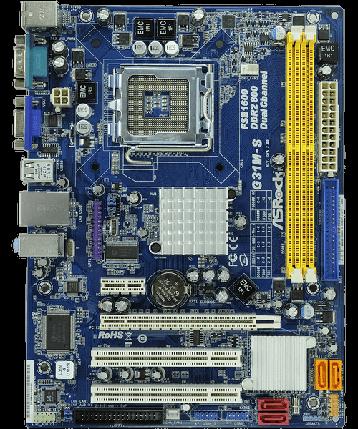 Asrock G31M-S R2.0 Realtek HD Audio Driver PC