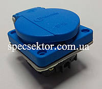 Розетка каучук tp electric IP54