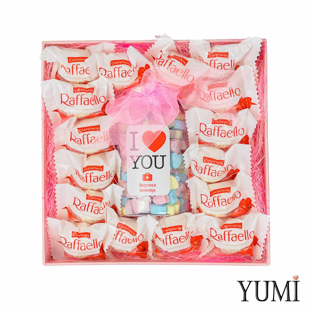 Коробка со сладостями для любимой