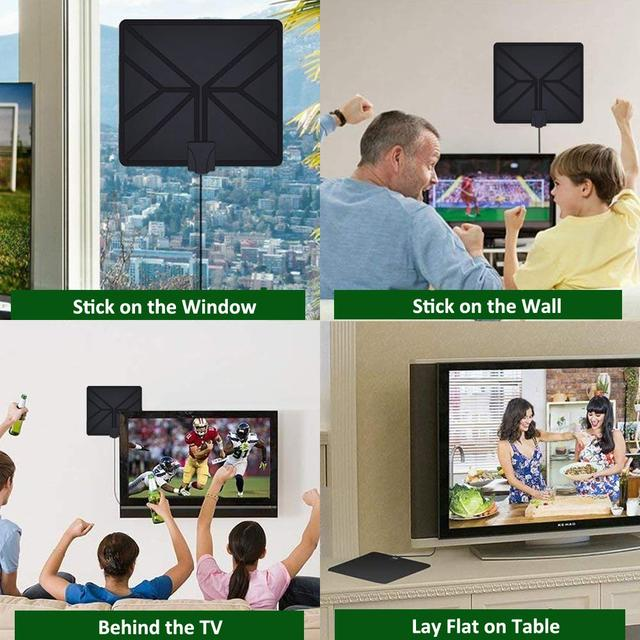 HDTV Антенна с усилением