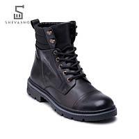 Ботинки мужские Bastion Tommy черные