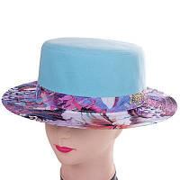 Шляпа женская KENT & AVER (КЕНТ ЭНД АВЕР) KEN0706-1 размер 57
