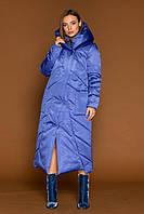 Пальто женское зимнее Леди-миди, фото 1