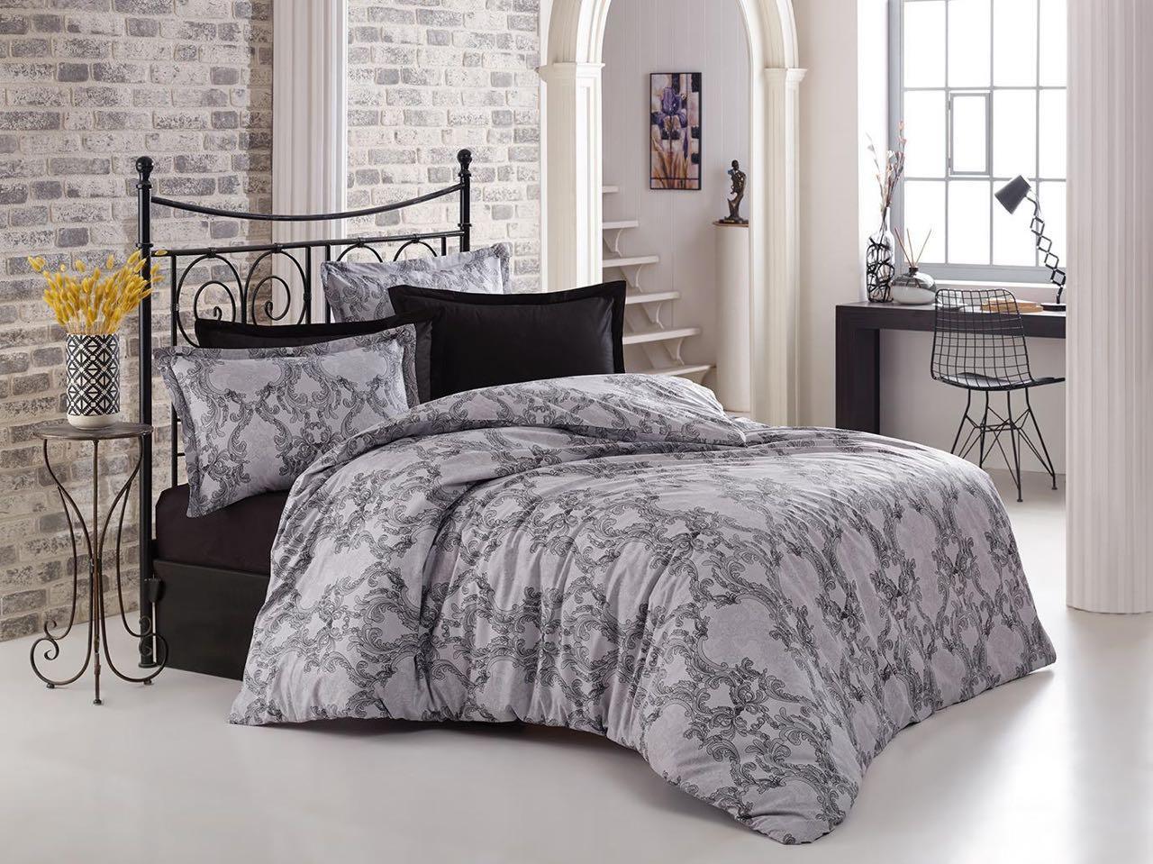 Ткань для постельного белья поплин №34-61