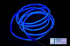 Неоновая светодиодная лента LS720 синяя