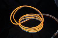 Неоновая светодиодная лента LS720 желтая, фото 1