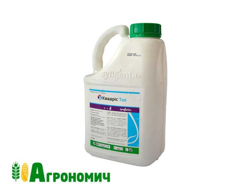 Фунгіцид Квадріс Топ, к.с - 5 л | Syngenta