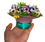 """Искусственный букет - ароматизатор воздуха """"Польові квіти"""", фото 2"""