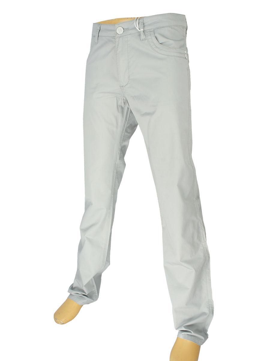 Чоловічі джинси Differ E-1380-1 SP.199-10 сірого кольору