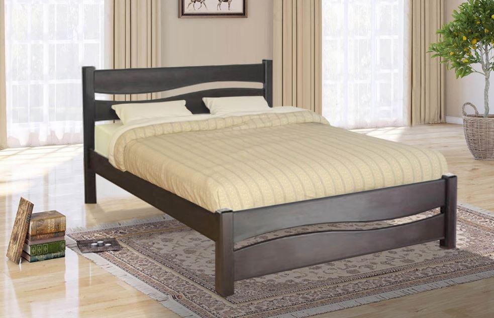 Кровать двуспальная Волна