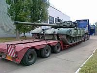 Перевозки инженерной военной спецтехники, фото 1