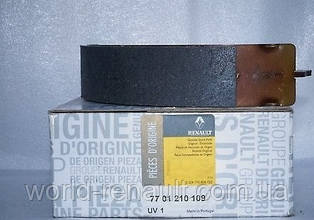 Барабанные тормозные колодки (задние) Renault Dokker 2012г./ Renault (Original) 7701210109