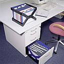 Подставка CARRY PLUS  для подвесных папок  DURABLE 2611 01, фото 4