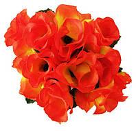 Искусственный букетик с ароматом роз