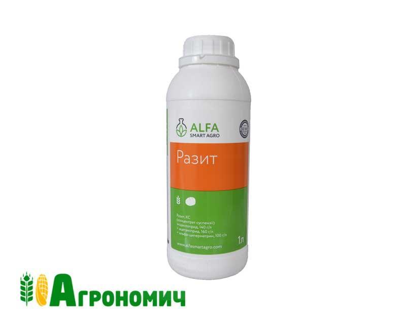 Інсектицид Разит, к.с - 1 л | ALFA Smart Agro