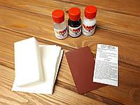 Набор для покраски изделий из кожи, обуви, сумок, мебели Dr.Leather 40мл