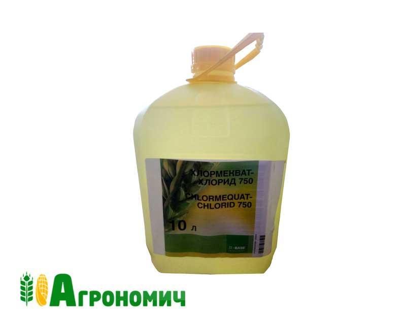 Регулятор росту Хлормекват-Хлорид® 750, р.к - 10 л | BASF