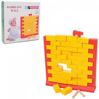 Деревянная игра балансир Колеблющаяся стена Fun Toys MD 1277