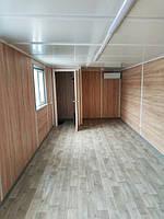 Блок-контейнер офисно-административный