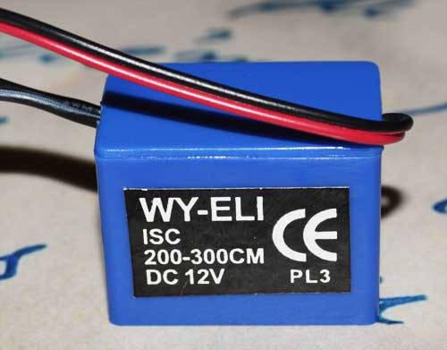 Инвертор для холодного неона серии ISC 12V 600-800cm/300-400cm, фото 2