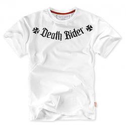 Футболка Dobermans Death Rider XXXL Белый TS102WT-XXXL, КОД: 274158