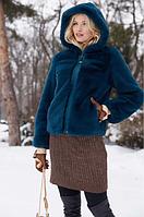 Женская шуба из искусственного меха Марчел, фото 1