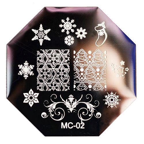 Диск для стемпинга MC-02