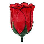 Букет бутон розы, 42см (20 шт. в уп.), фото 7
