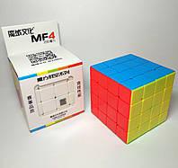Кубик Рубика 4x4 MoYu MF4, цветной пластик
