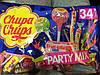 Набор конфет Chupa Chups Party mix 400 g