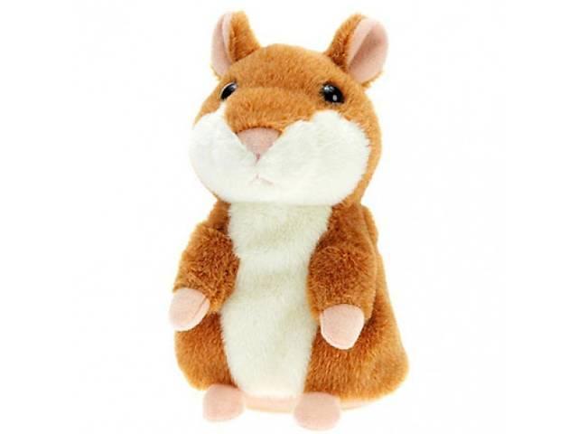 Говорящий хомяк-повторюшка That Hamster!